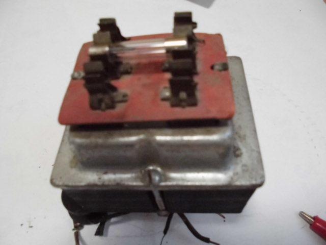 ナショナル真空管トランス式MT管2bandoraziotoransu6.3V(26,5A)6,3V (0.6A) 240V(30mA)_画像6
