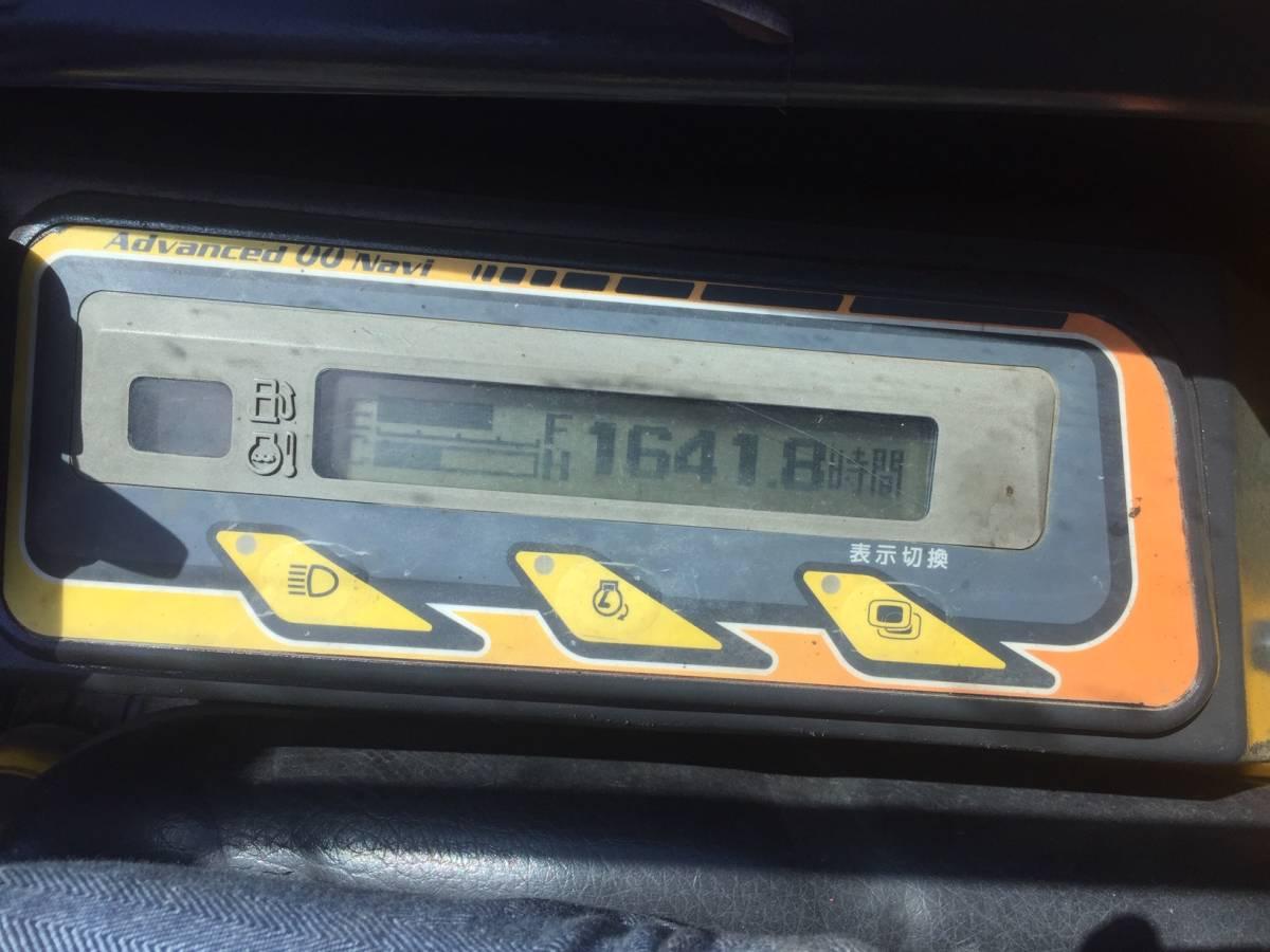 ユンボ  クボタ RX-305、油圧ショベル  マルチレバ 3トン クラス  ★千葉発 下取り可能です _画像10