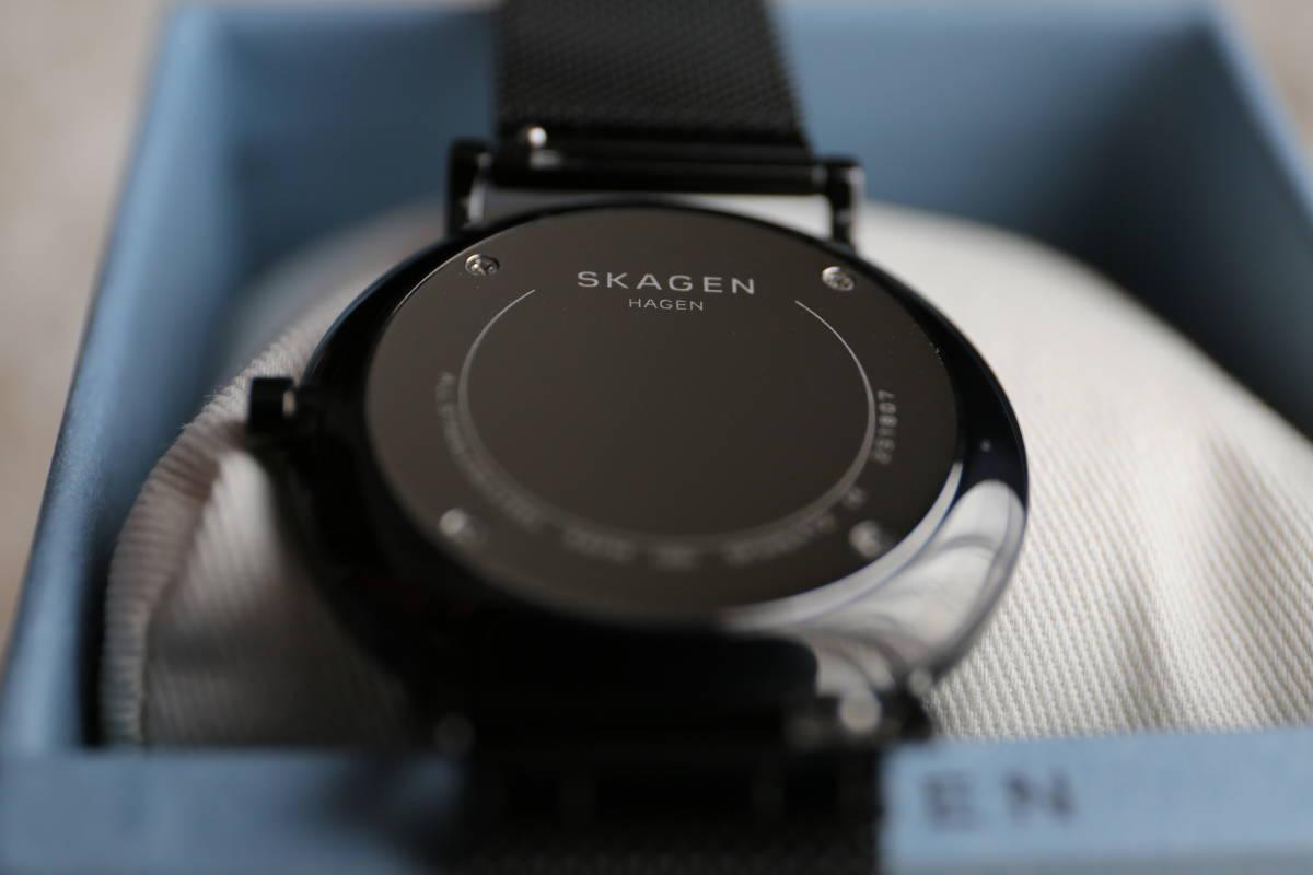 【美品】SKAGEN HAGEN SLIM SKW6472  腕時計 メンズ スカーゲン ハーゲンスリム _画像3
