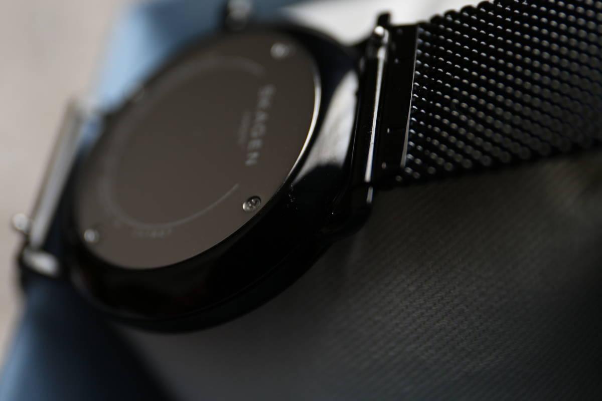 【美品】SKAGEN HAGEN SLIM SKW6472  腕時計 メンズ スカーゲン ハーゲンスリム _画像4