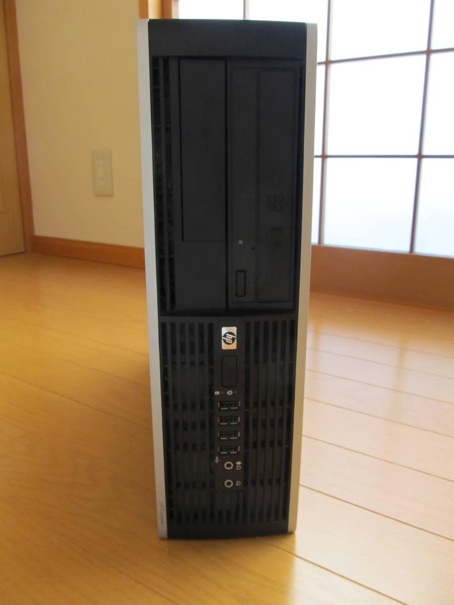 ■HP8100 Elie SFF Corei5 670 8G/2TB/DVDマルチ/win10 _画像2