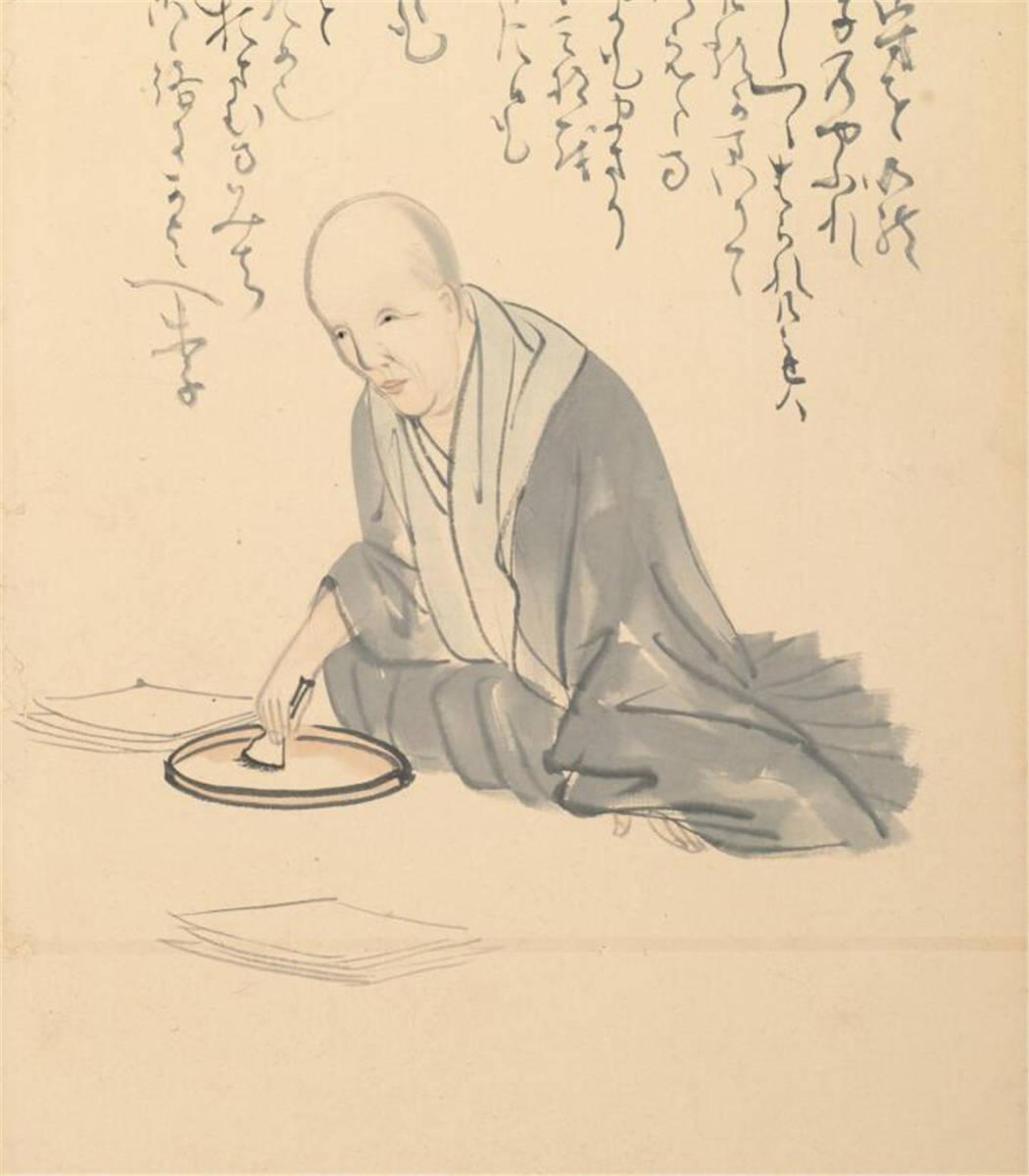 江戸後期の画家 絵画 閑散随筆146.5 *330.7cm_画像8
