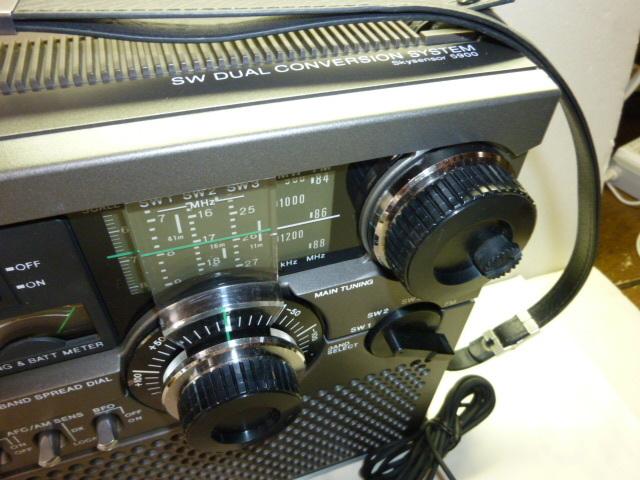 sony ICF-5900_画像2