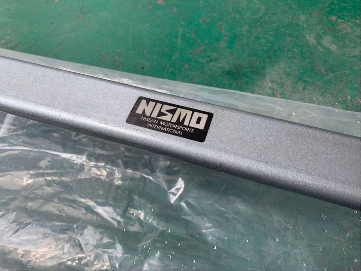 日産 スカイライン GT-R R32 NISMO ストラットタワーバー