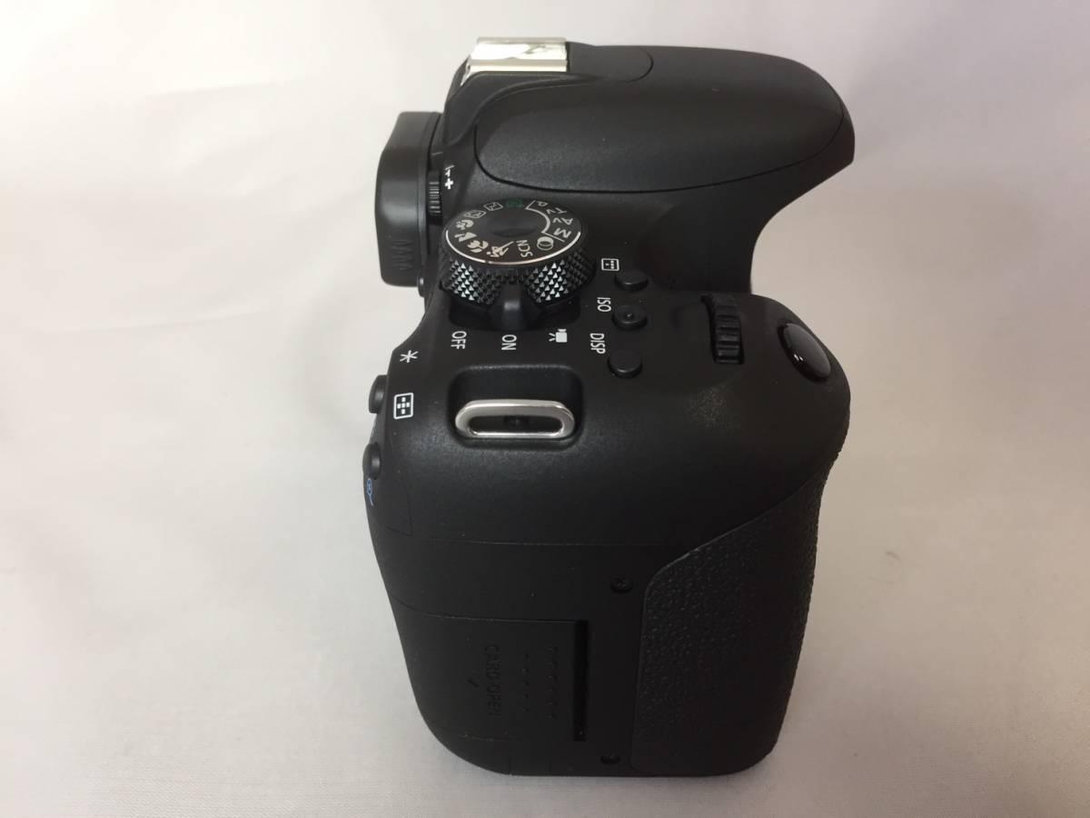 【新品級ボディ】Canon キャノン EOS Kiss X9i 単焦点 標準 望遠 トリプルレンズセット_画像9