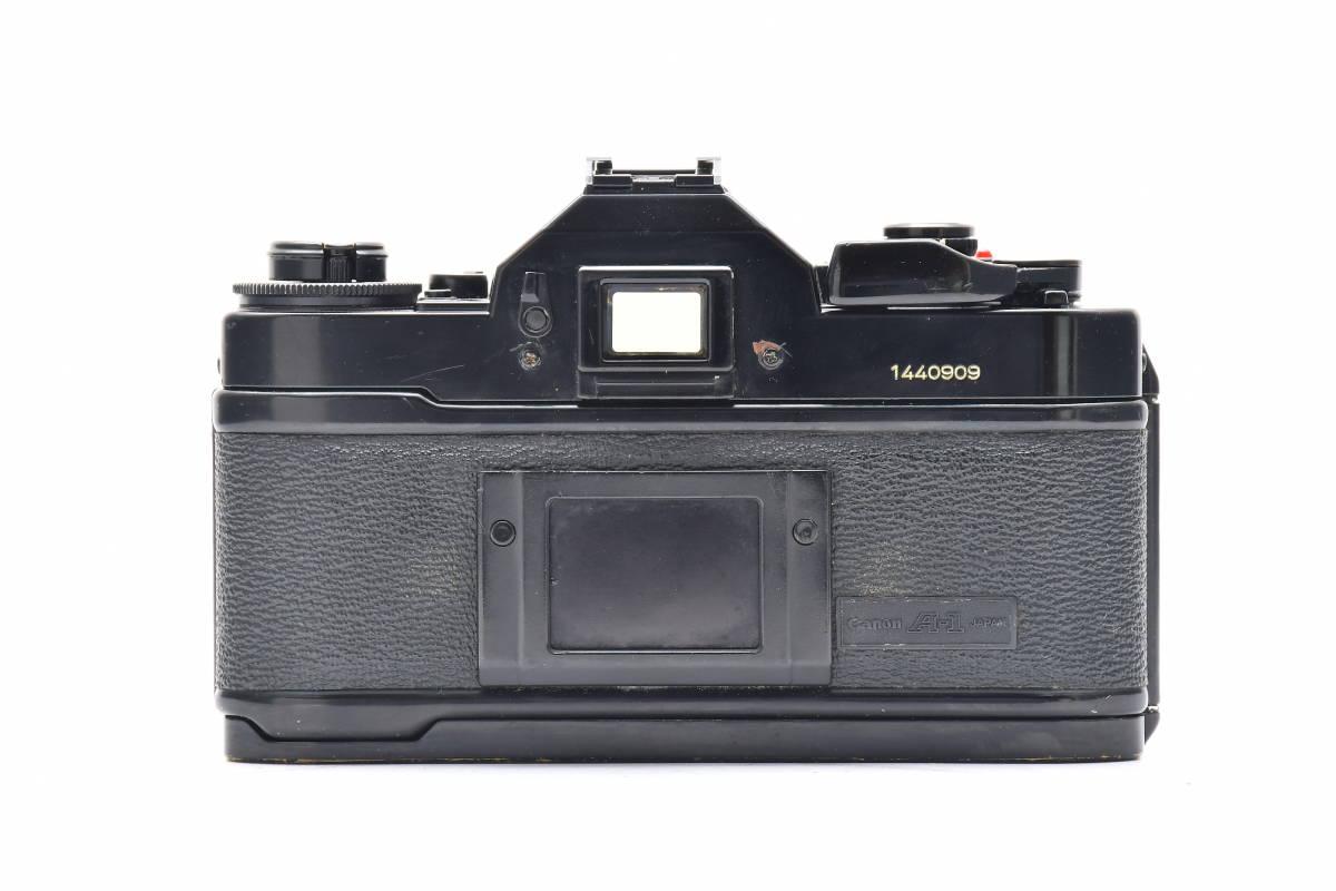 #101 ● Canon キヤノン A-1 + New FD 50mm F2 MF一眼レフ フイルムカメラ_画像2