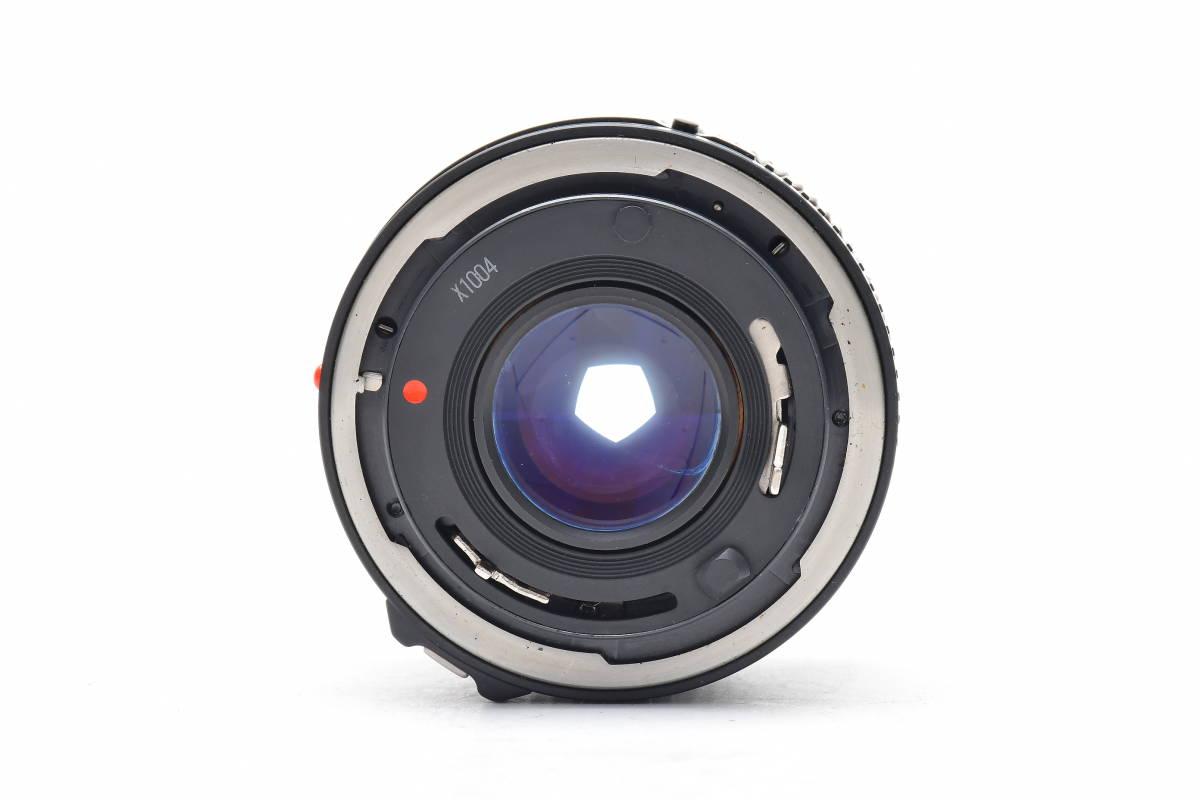 #101 ● Canon キヤノン A-1 + New FD 50mm F2 MF一眼レフ フイルムカメラ_画像9