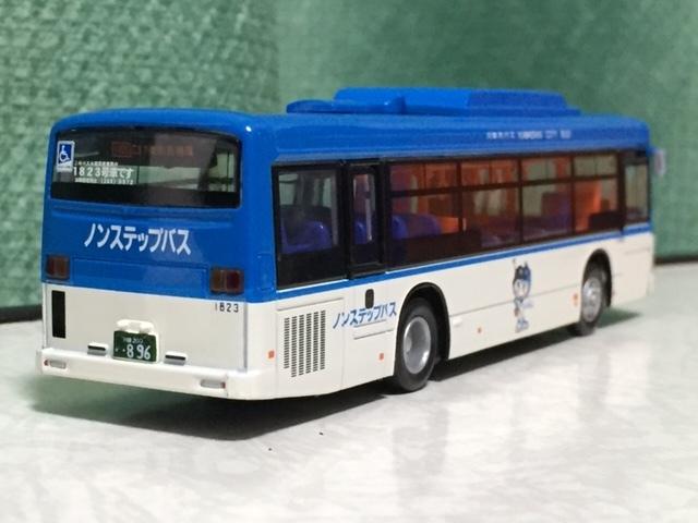 1/80 京商 ダイキャストバスシリ-ズ 川崎市バス いすゞエルガ 1/76 エムテック シルバニア・ラッピング バス 都営バス 2台セット_画像3