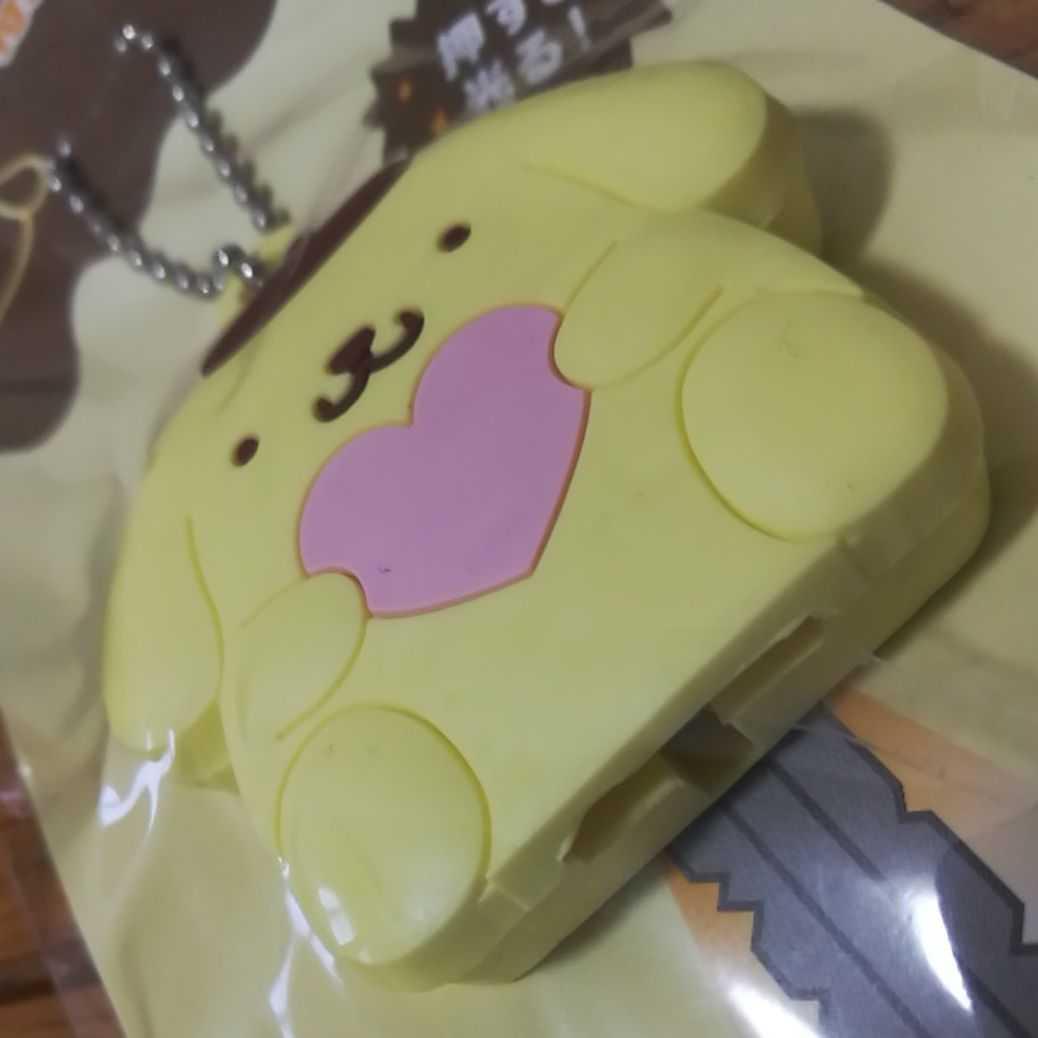 ★ポムポムプリン LEDライト付きキーカバー★新品_画像2