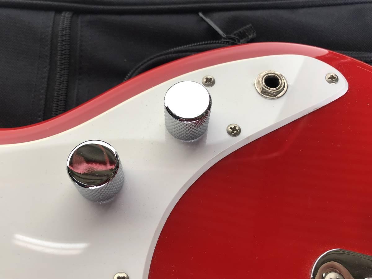 ◆Squier by Fender スクワイア フェンダー◆エレキベース BRONCO BASS ケース付 楽器 音楽機材_画像6