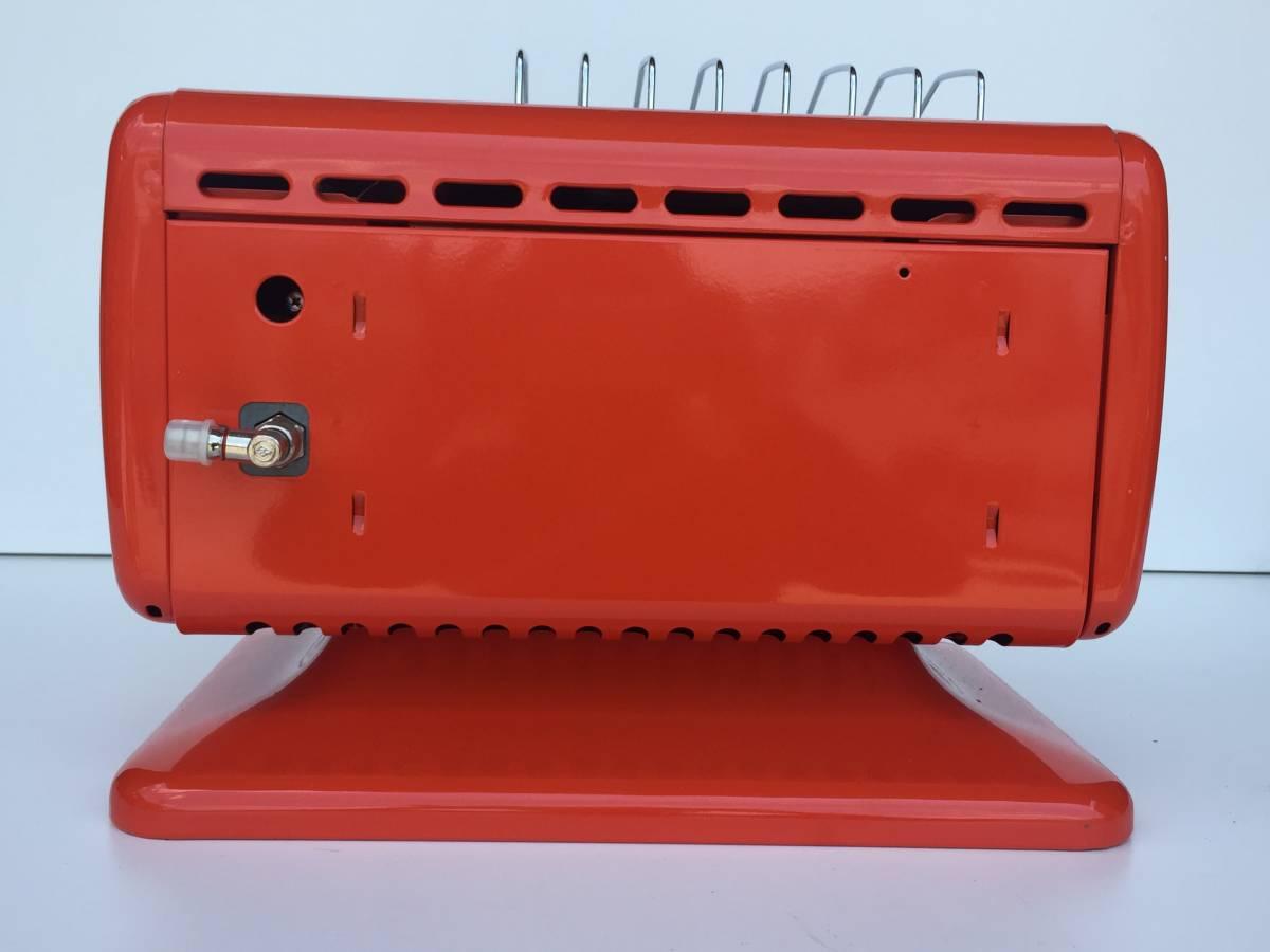 ①◆リンナイ◆ガスストーブ R-460PⅢ-201 都市ガス用 暖房器具 ヒーター レトロ/アンティーク_画像10