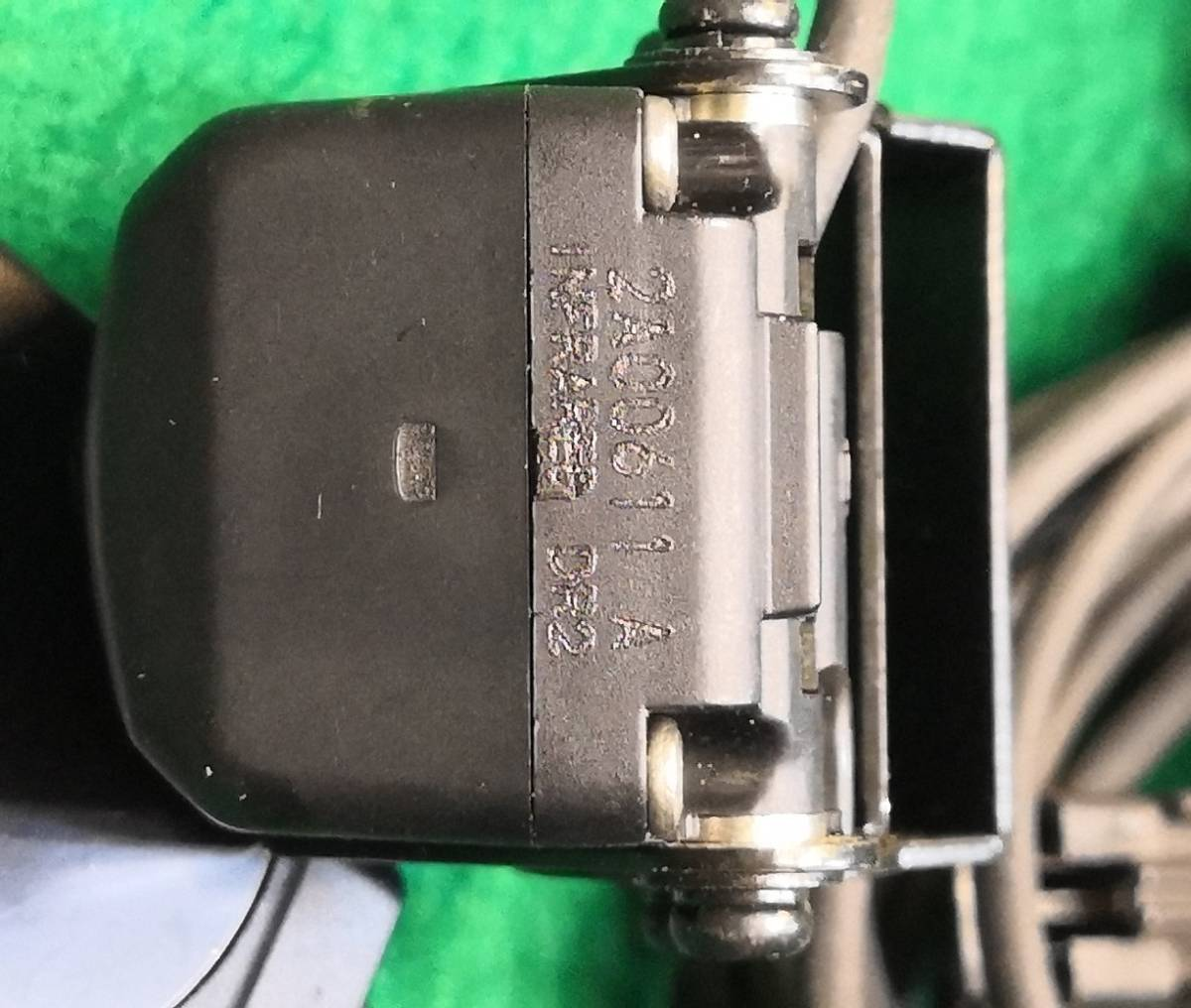 富士通テンOBVIOUSドライブレコーダーG300用増設カメラCMR-3012と赤外線ライト中古送料全国一律普通郵便250円_画像6