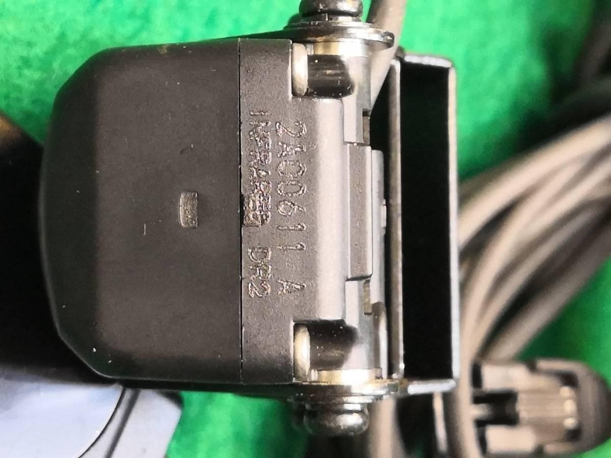 富士通テンOBVIOUSドライブレコーダーG300用増設カメラCMR-3012と赤外線ライト中古送料全国一律普通郵便250円_画像5