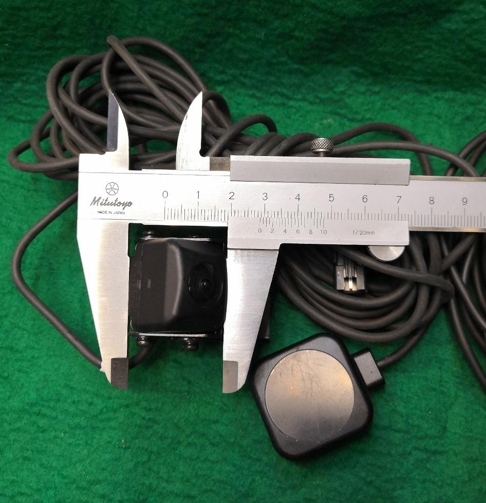 富士通テンOBVIOUSドライブレコーダーG300用増設カメラCMR-3012と赤外線ライト中古送料全国一律普通郵便250円_画像3