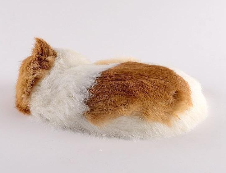 可愛 羊毛フェルト猫 ☆ハンドメイド キジ猫 2_画像2