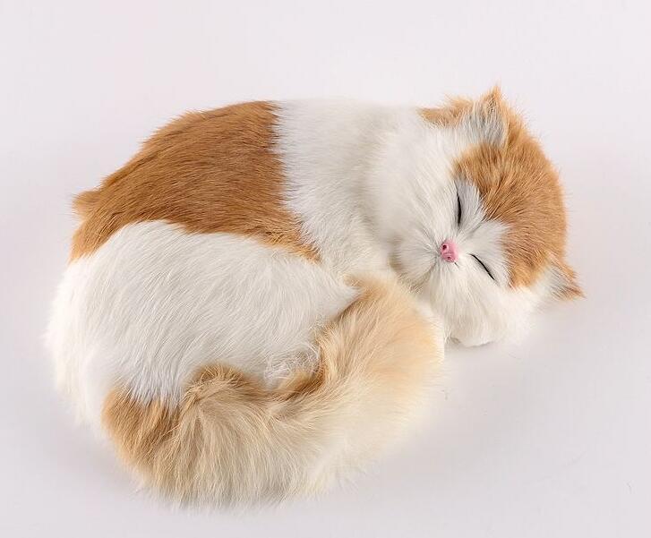 可愛 羊毛フェルト猫 ☆ハンドメイド キジ猫 2_画像4