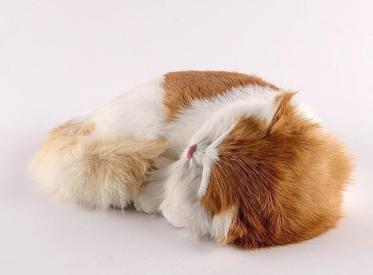 可愛 羊毛フェルト猫 ☆ハンドメイド キジ猫 2_画像3