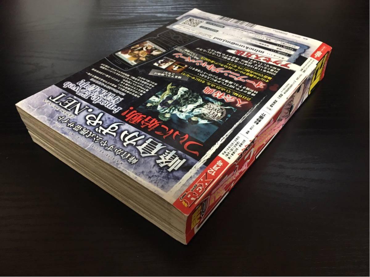月刊 Comic REX(コミック レックス) 2006年12月号 付録付 東方求聞史紀 東方project レア_画像5