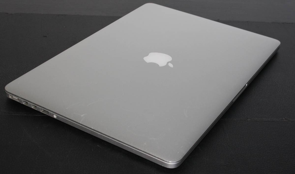 ★MacBook Pro A1398 Core i7 2.60Ghz 8GB SSD 512GB 15.4TFT カメラ★Mid 2012★OS High Sierra★_画像7