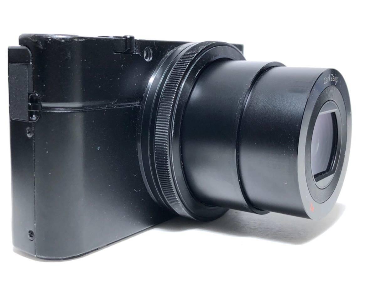 ◆美品◆ソニー SONY Cyber-shot サイバーショット DSC-RX100 コンパクト デジタルカメラ 元箱付き 6ヶ月保証_画像8