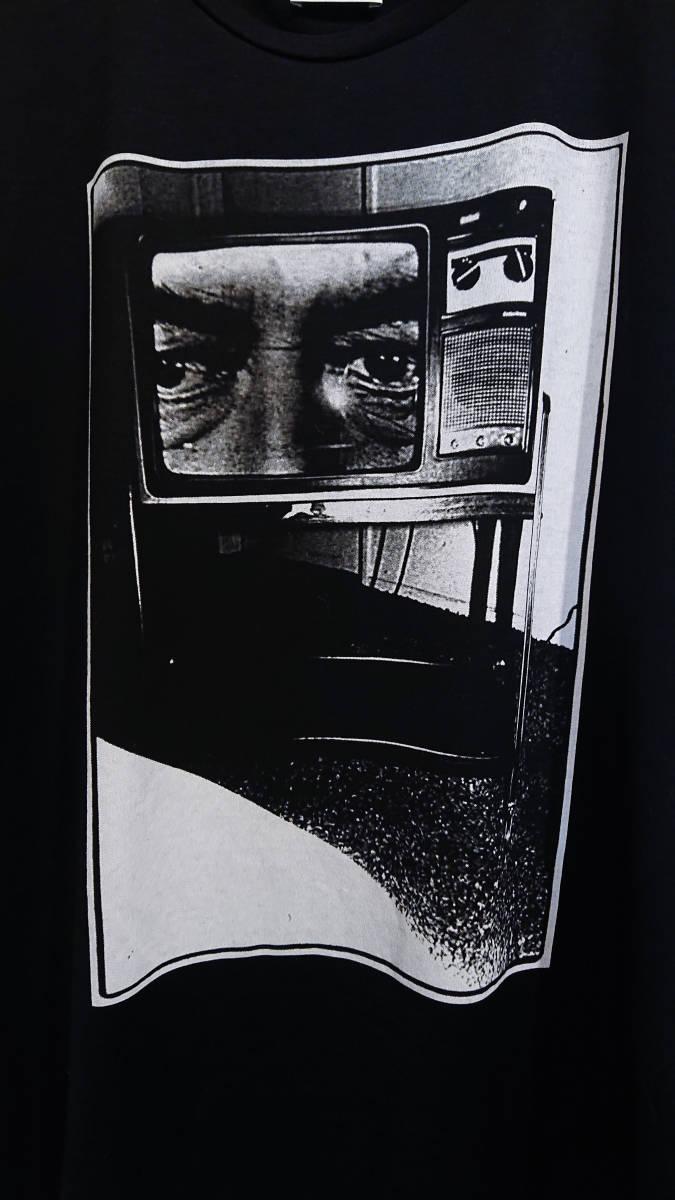 SAINT LOURENT PARIS サンローランパリ エディ期 TV Tシャツ ルーズシルエット エディスリマン イタリア製 国内正規品_画像3