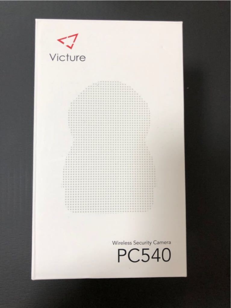 未使用】PC540 Victure 1080P ネットワークカメラ 屋内ワイヤレス 動体