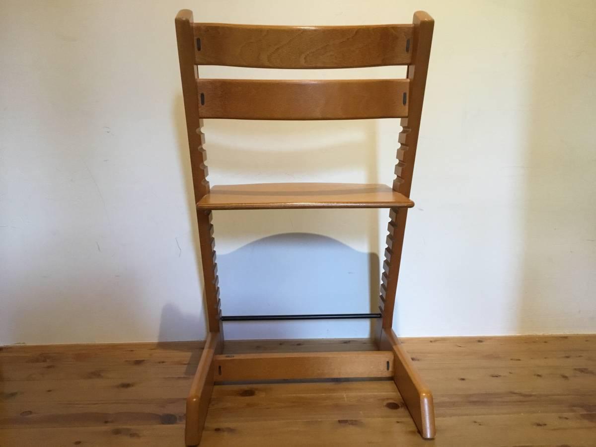 ジャンク トリップトラップ ストッケ 子供椅子ハイチェア 北欧 STOKKE_画像4