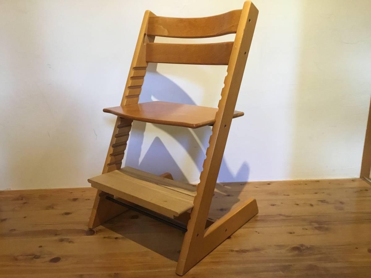 ジャンク トリップトラップ ストッケ 子供椅子ハイチェア 北欧 STOKKE_画像9