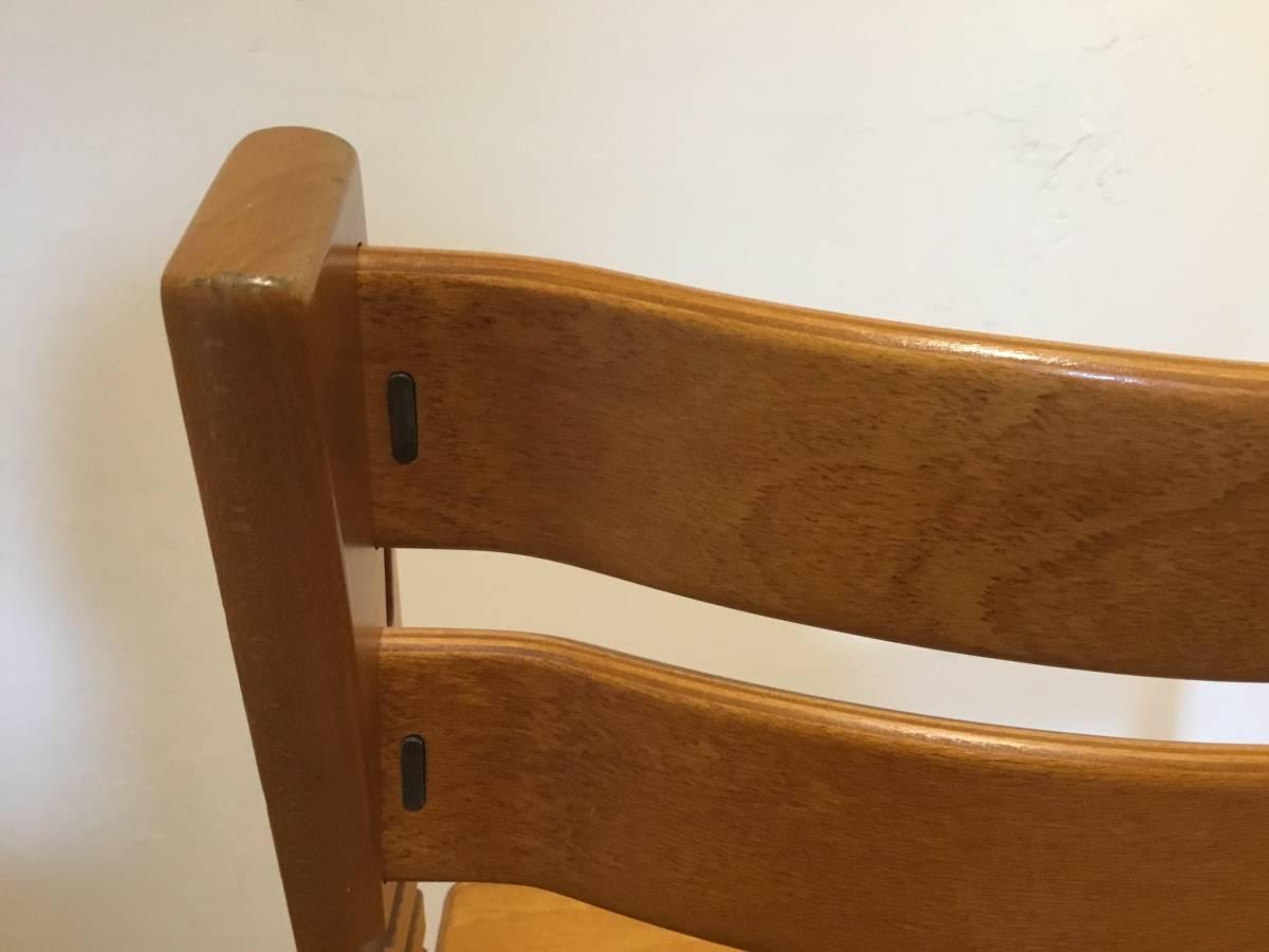 ジャンク トリップトラップ ストッケ 子供椅子ハイチェア 北欧 STOKKE_画像5