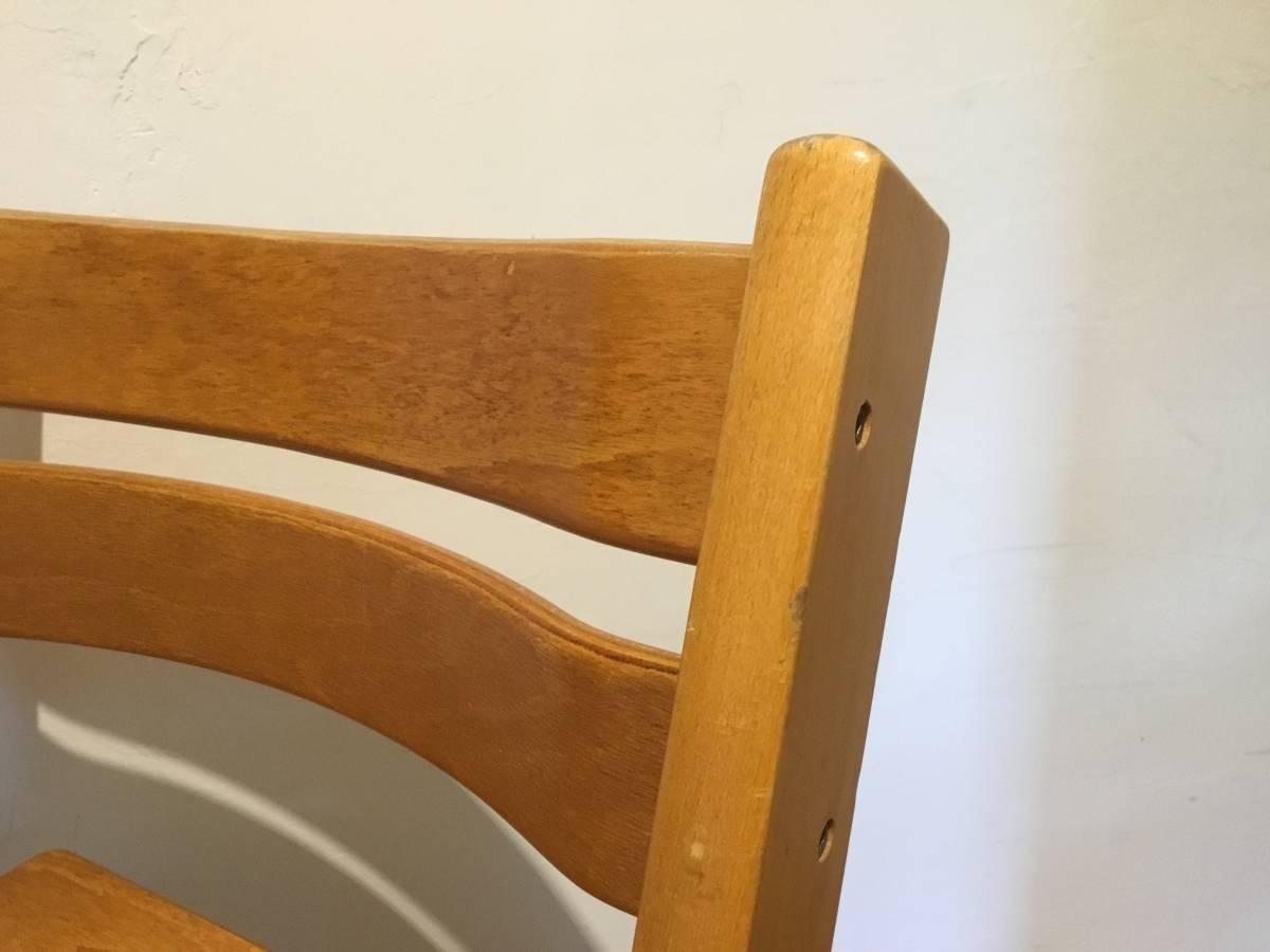 ジャンク トリップトラップ ストッケ 子供椅子ハイチェア 北欧 STOKKE_画像2