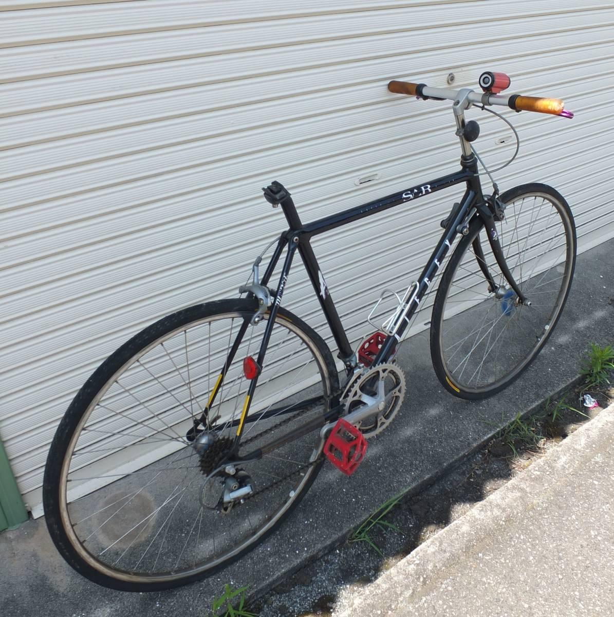 ミヤタ・アルフレックス MIYATA ALFREXアルミ ロードバイク 522サイズ 現状品_画像4