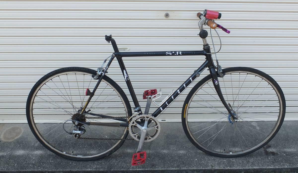 ミヤタ・アルフレックス MIYATA ALFREXアルミ ロードバイク 522サイズ 現状品_画像2