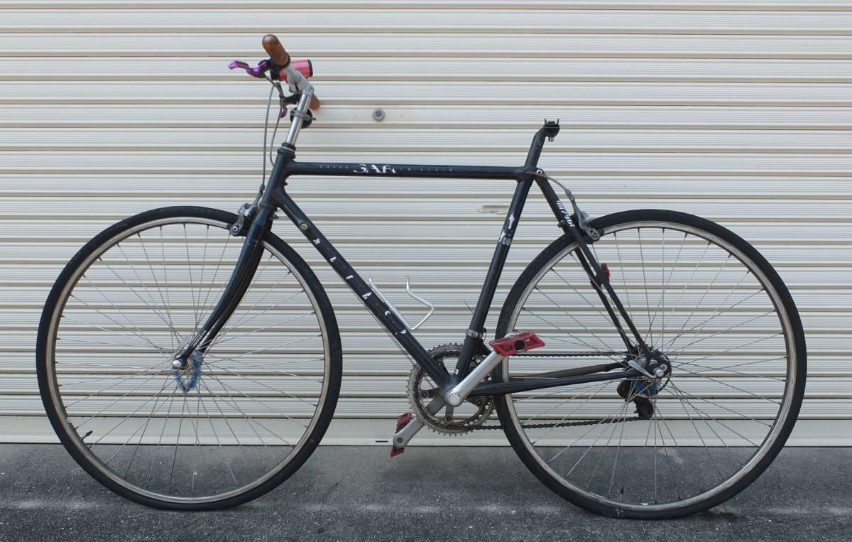 ミヤタ・アルフレックス MIYATA ALFREXアルミ ロードバイク 522サイズ 現状品