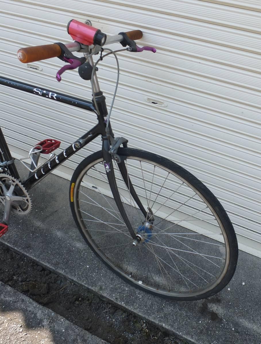 ミヤタ・アルフレックス MIYATA ALFREXアルミ ロードバイク 522サイズ 現状品_画像3