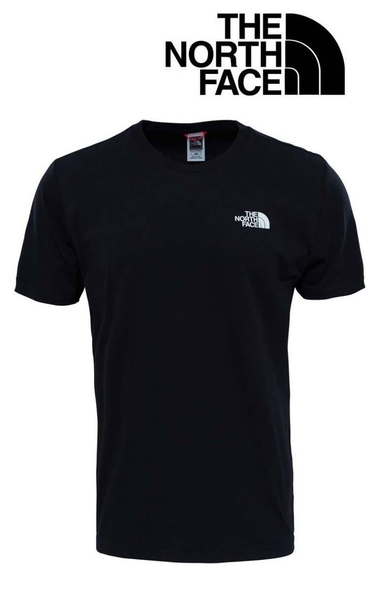 1円~新品正規品☆The North Face T-shirt☆ノースフェイスTシャツ☆THE NORTH FACE Redbox Celebration☆TNF BLACK/WHITE☆XLサイズ_画像2