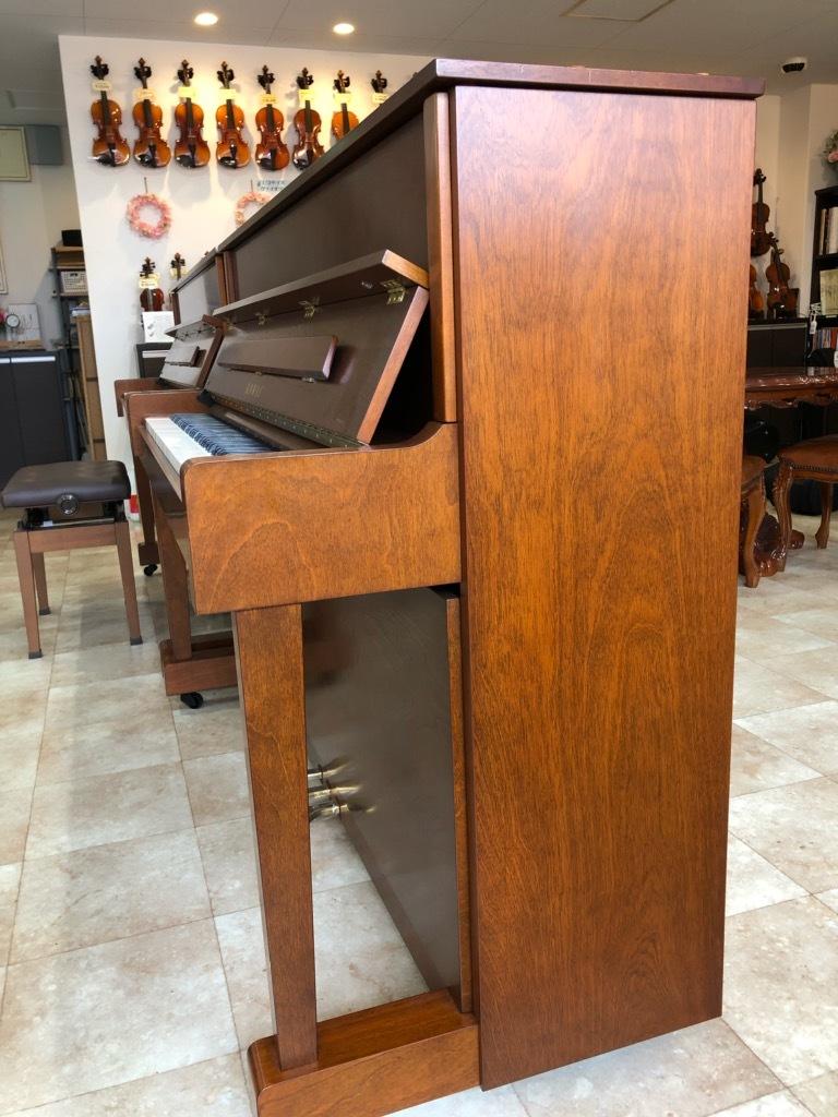 ピアノ カワイ C-380RG 定価約70万円!木目・高級グレード!2年間のみレンタル貸し出しの美品!売り切りの為、1円スタート!!_画像9