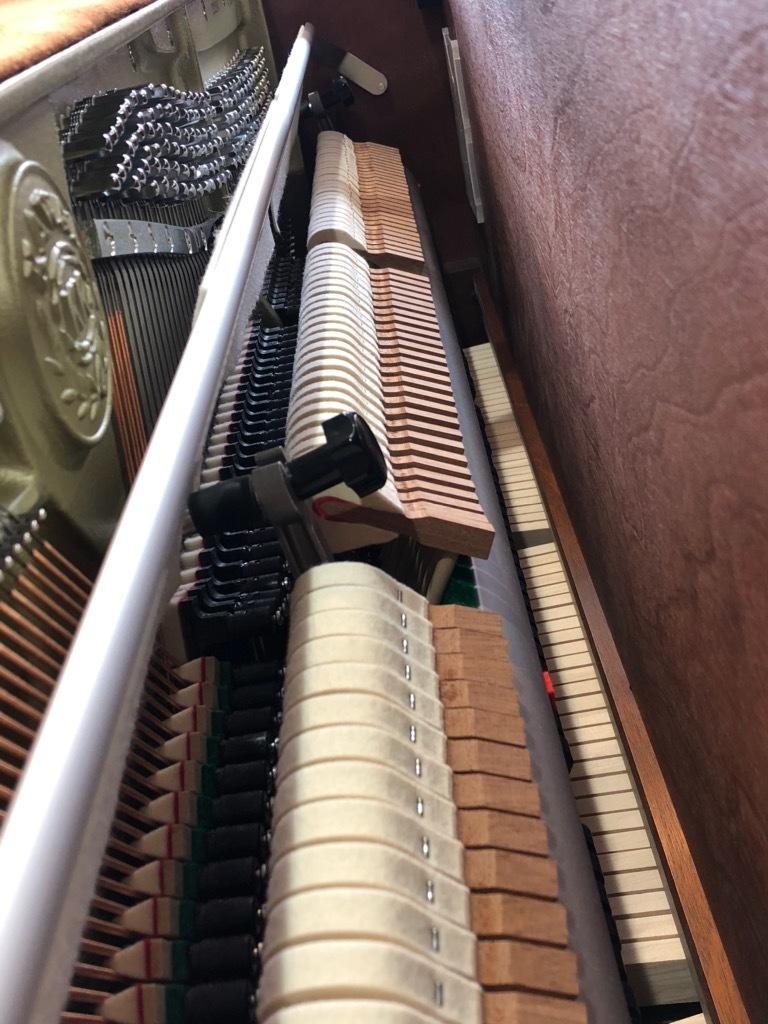 ピアノ カワイ C-380RG 定価約70万円!木目・高級グレード!2年間のみレンタル貸し出しの美品!売り切りの為、1円スタート!!_画像6