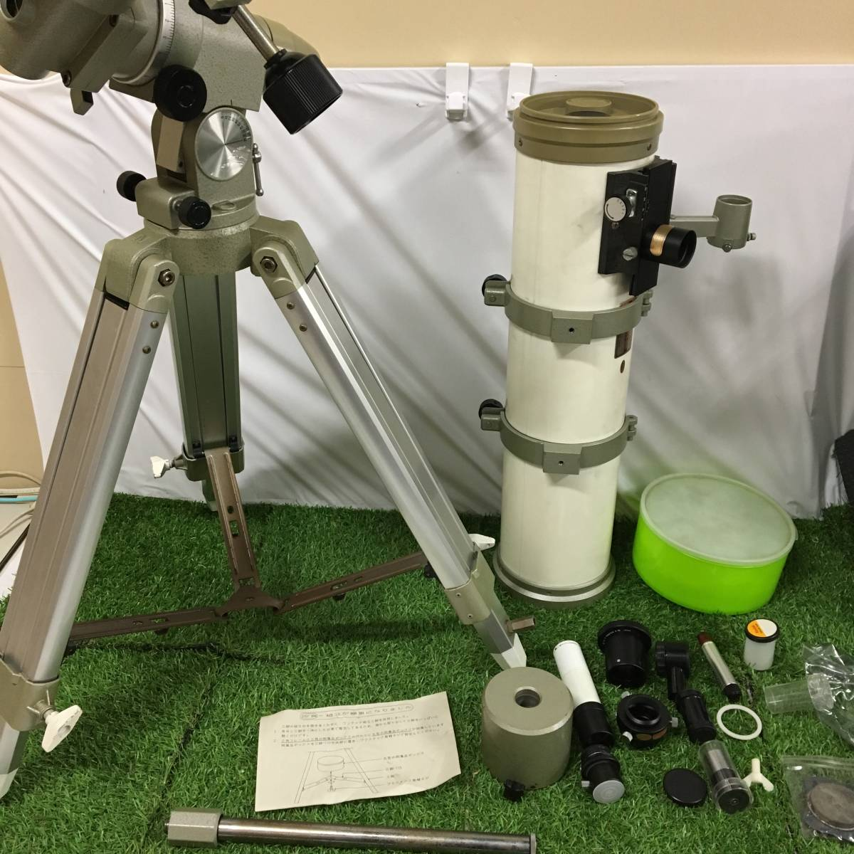 Vixen ASTRONOMICAL TELESCOPE スーパーポラリス・R-100S 天体望遠鏡