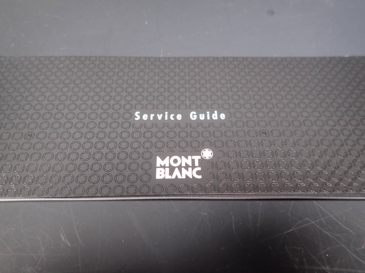 MONTBLANC 4810 18K 750 No.149 モンブラン 箱付 万年筆 黒 _画像2