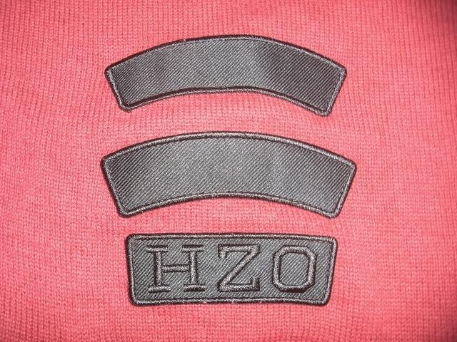 ★美U adidas/Originals HZO カーディガン S `12製アディダスオリジナルス HZO ウールニットカーディガン バーガンディ_画像6