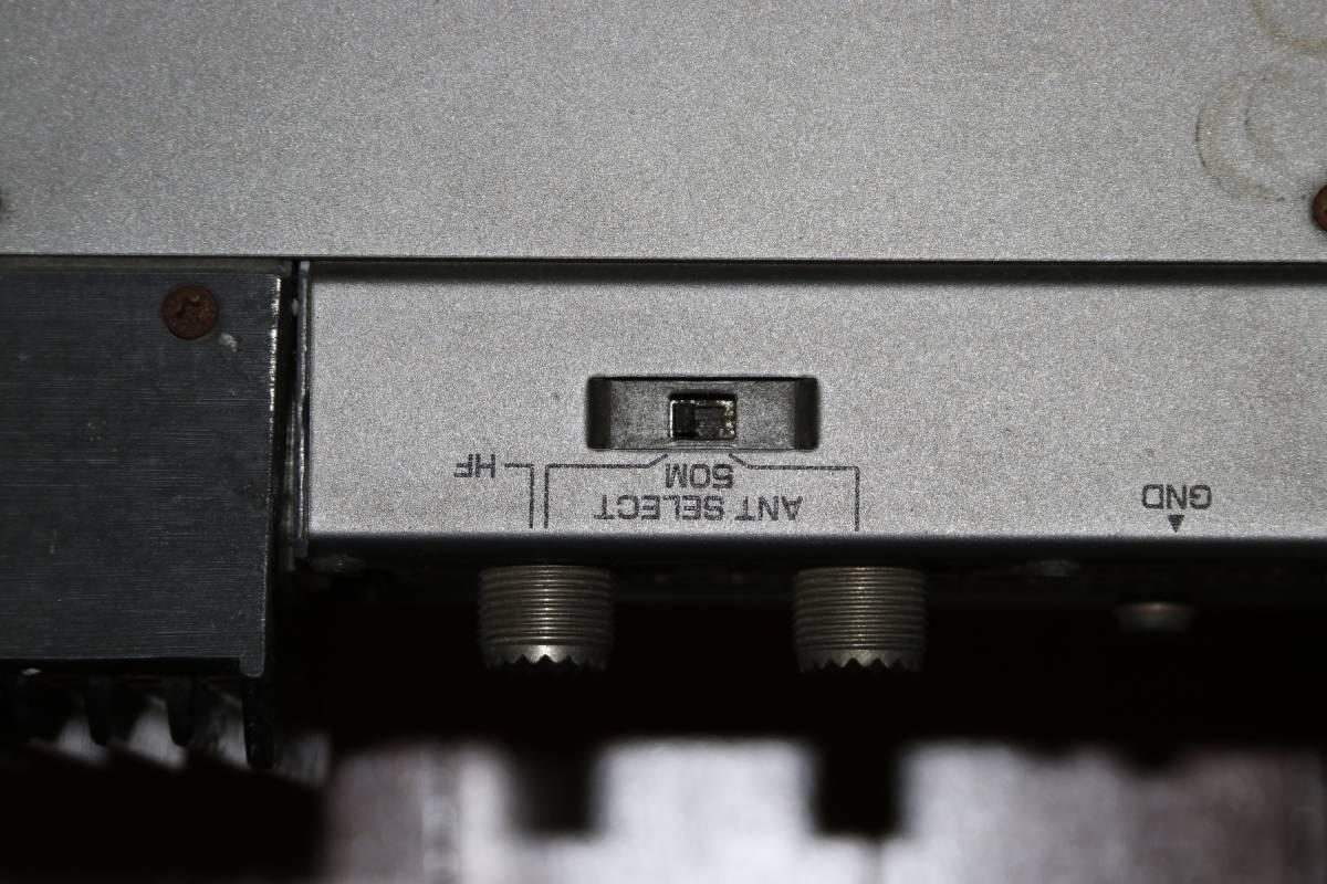 <再出品>TS-690 100W  HF/50MHz オールドモードトランシーバー_画像4