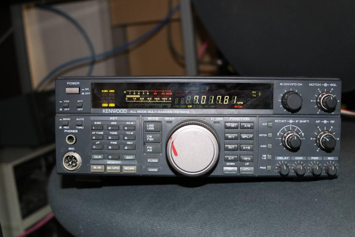 <再出品>TS-690 100W  HF/50MHz オールドモードトランシーバー_画像2