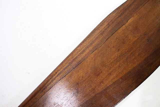 プロペラ 飛行機 マホガニー ビンテージ アンティーク クラシック 古い エアプレイン パーツ レトロ_画像10