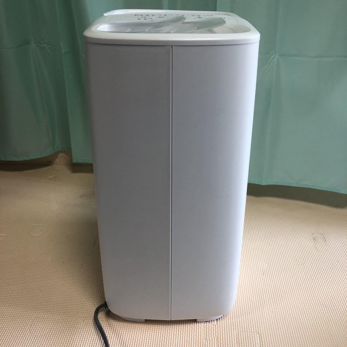 N3 美品!シャープ ハイブリッド式 加湿器 21畳 プラズマクラスター SHARP HV-H75-W 2018年製_画像7