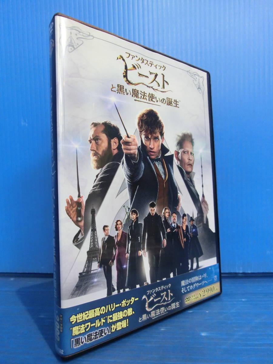 ♪ファンタスティック ビーストと黒い魔法使いの誕生 DVD