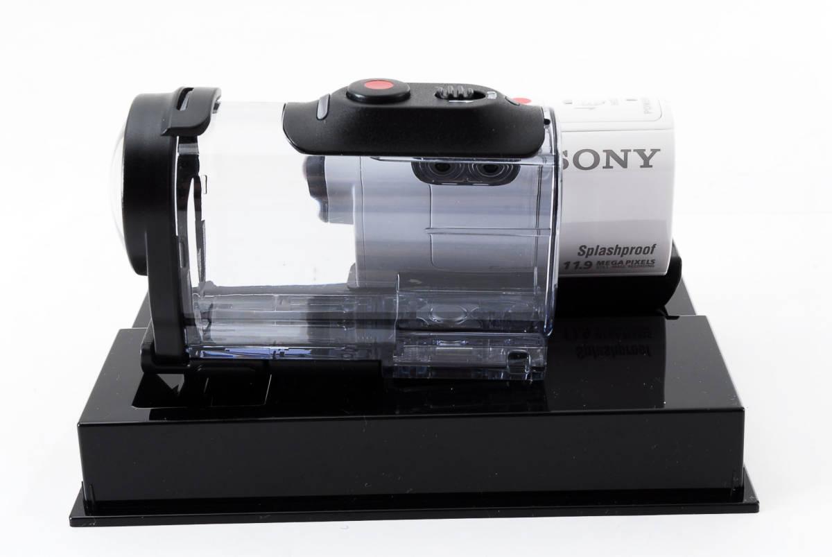 ☆良品☆ SONY ソニー デジタルビデオカメラ アクションカム HDR-AZ1VR ライブビューリモコン付 #19620_画像3