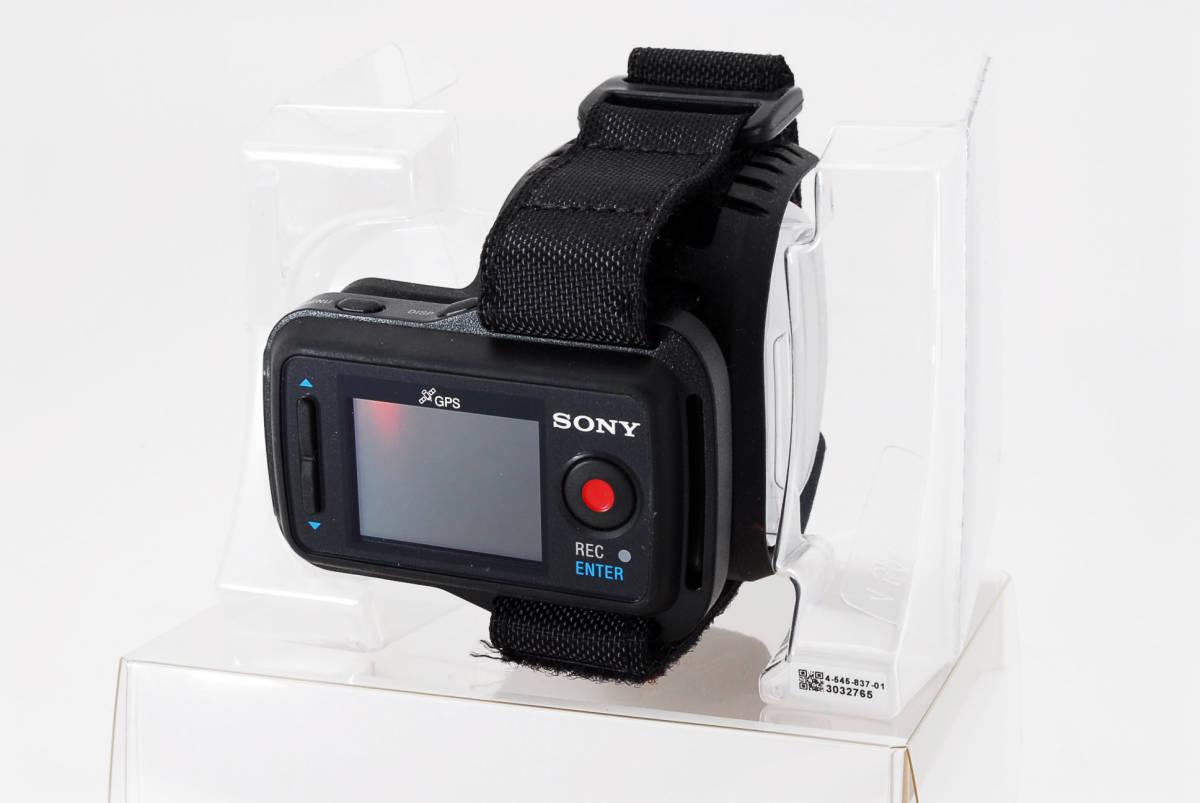 ☆良品☆ SONY ソニー デジタルビデオカメラ アクションカム HDR-AZ1VR ライブビューリモコン付 #19620_画像7