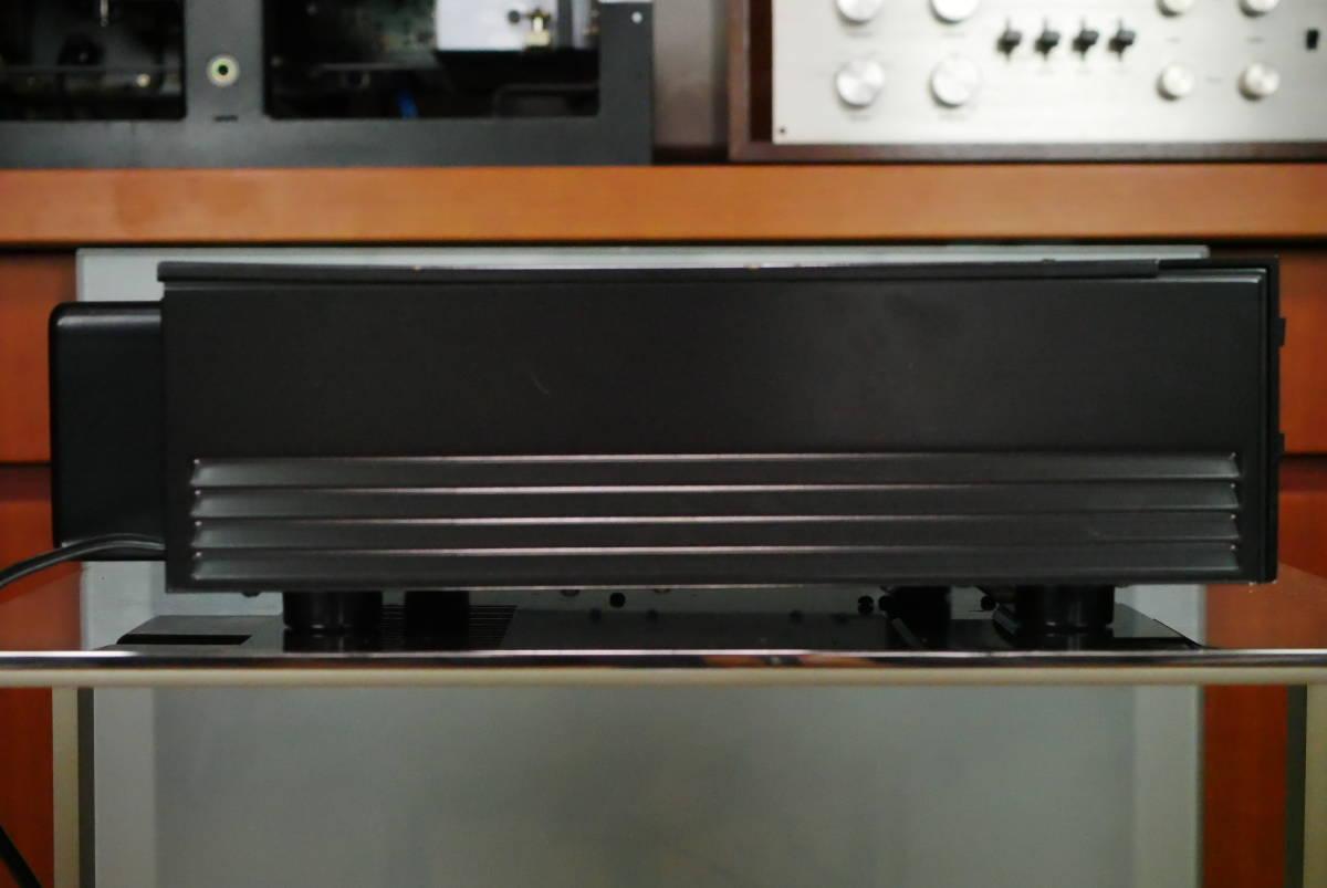 SONY ソニー TC-K777ESⅡ カセットデッキ ソニーの最高峰モデル! メンテナンス済み! 音質良好の美品! 取説付!_完全な独立電源を採用!
