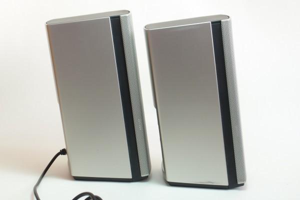 BOSE Companion20 コントロールポッド用外部入力拡張ユニット付き マルチメディア アクティブスピーカー 難有り 送料無料_画像4