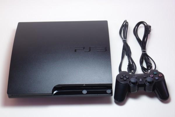SONY PlayStation3 CECH3000A ブラック 160GB PS3 送料無料